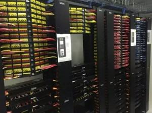 网络机房综合布线系统