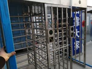 临朐工地实名制门禁系统安装