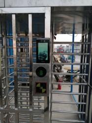 青州建筑工地实名制门禁系统