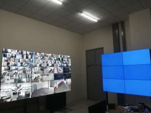 青州烟台海洋展览馆监控弱电项目完工、