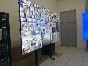 烟台海洋展览馆监控弱电项目完工1