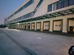 济南潍坊某停车场智能监控项目